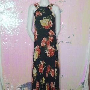 dbe1c340 Premier Amour Floral Maxi Dress